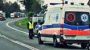 Poważny wypadek w Ćwiklinku - trzy osoby ranne