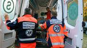 Pijany pacjent zaatakował ratowników w karetce
