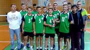 Miejskie Mistrzostwa w siatkówce chłopców – Gimnazjada 2014/2015