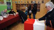 Frekwencja w Elblągu niska. Do 17.30 wynosiła 26,87%