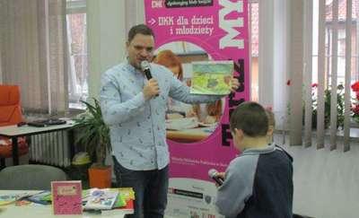 Czy znacie Grzegorza Kasdepke? Dzieci go poznały
