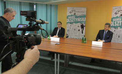 Debata kandydatów na prezydenta Olsztyna! Zobacz zapis!