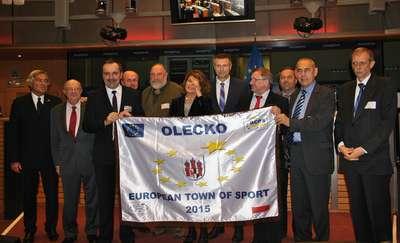 Olecko Europejskim Miastem Sportu