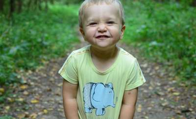 Mikołajkowy uśmiech dziecka. Pierwsze zdjęcia!