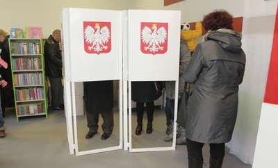 Powiat ełcki głosuje najsłabiej