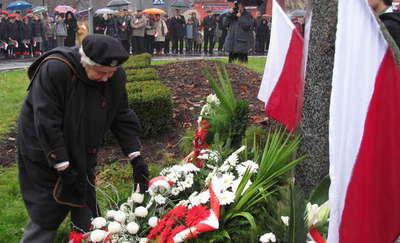 Uczcimy rocznicę  odzyskania przez Polskę niepodległości