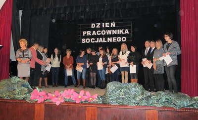 Dzień Pracownika Socjalnego 2014