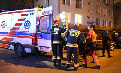 Śmiertelne zatrucie czadem w Olsztynie. Nie żyje 23-letnia kobieta