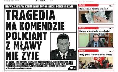 """Nie przegap! Najnowsze wydanie """"Kuriera"""" (26 listopada – 2 grudnia 2014r)"""
