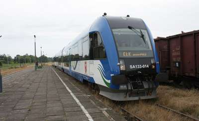 Zainwestują w rozwój kolei na Warmii i Mazurach