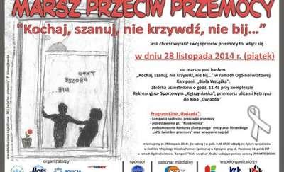 Marsz przeciw przemocy