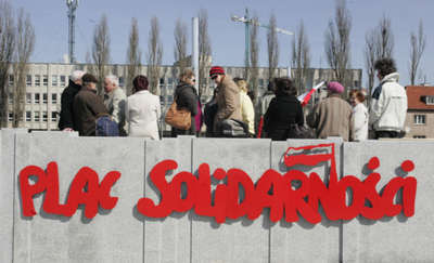 35 lat Solidarności. Uroczystości w Olsztynie