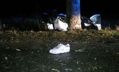 22-latek zginął w wypadku koło Reszla