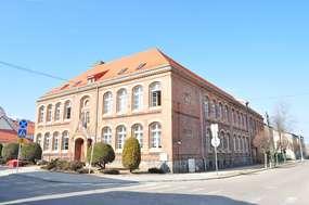 Gimnazjum przy ulicy Działyńskich, dawna Szkoła elementarna w Nowym Mieście Lubawskim