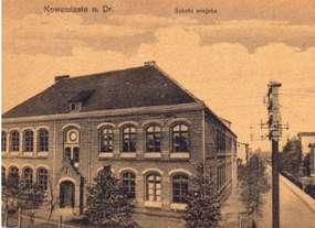 Nowe Miasto Lubawskie: dawna Szkoła elementarna
