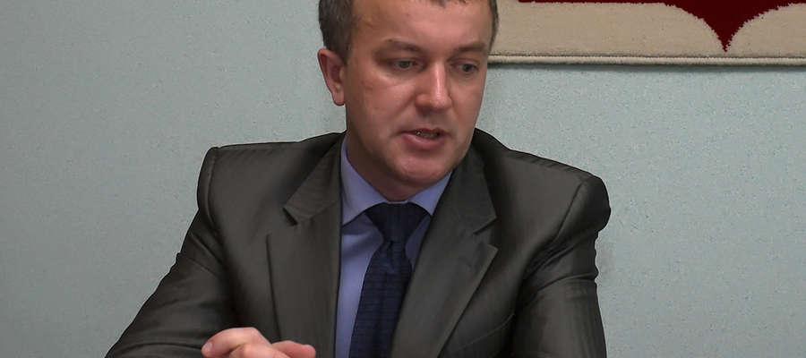 Janusz Kotowski otrzymał 47,5 proc. głosów.