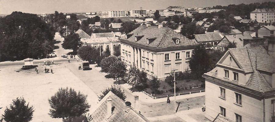 Zdjęcie jest tylko ilustracją do tekstu. (rok 1972)