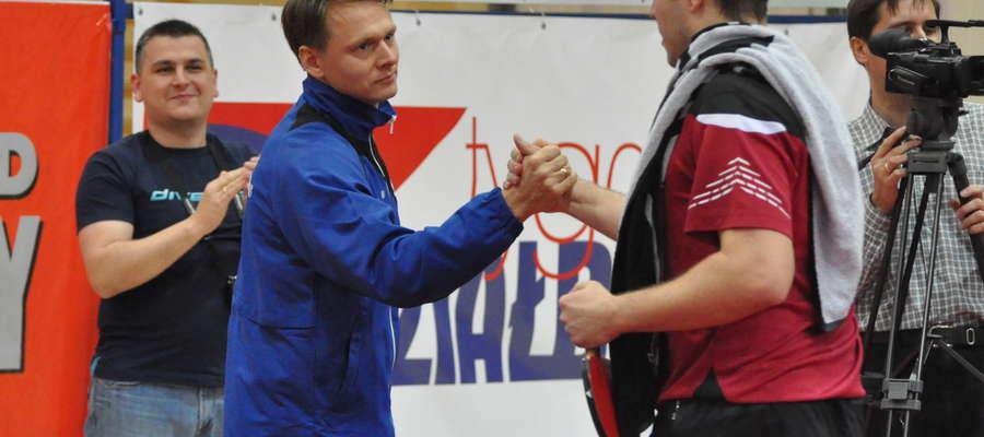 Tym razem trener z Żuromina nie poprowadził działdowskiej drużyny do zwycięstwa