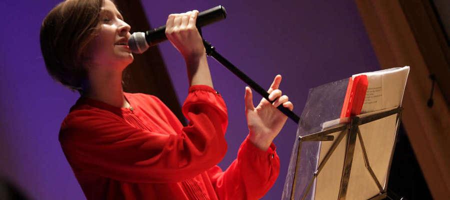 Annie Fedorowicz śpiewającej piosenki Anny German długo nie pozwalano zejść ze sceny.