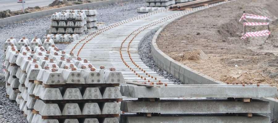 Prace przy budowie linii tramwajowej w Olsztynie dokończyła firma Skanska