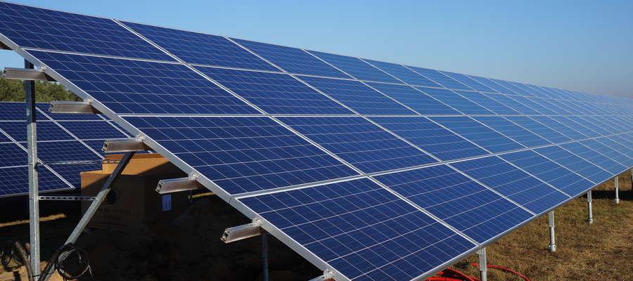 Moc elektrowni fotowoltaicznej w Gryźlinach to 1 megawat