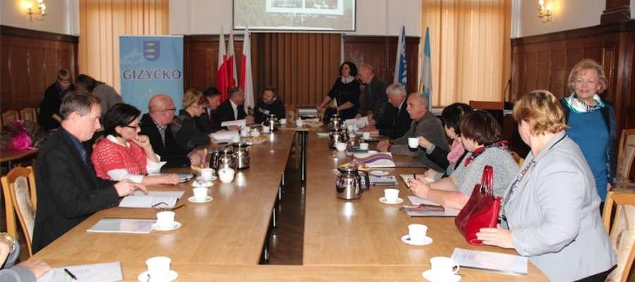 Zebranie założycielskie Stowarzyszenia Wielkie Jeziora Mazurskie