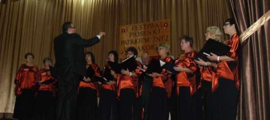 Harmonia wygrała festiwal w Łąkorzu