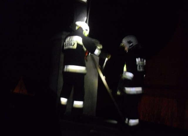 Pożary nagomadzonej w kominach sadzy są w sezonie grzewczym główną przyczyną interwencji strażackich.