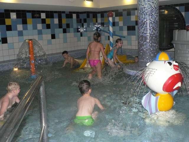 Na basenie było mnóstwo zabawy - full image