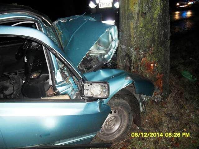Golf po wypadku