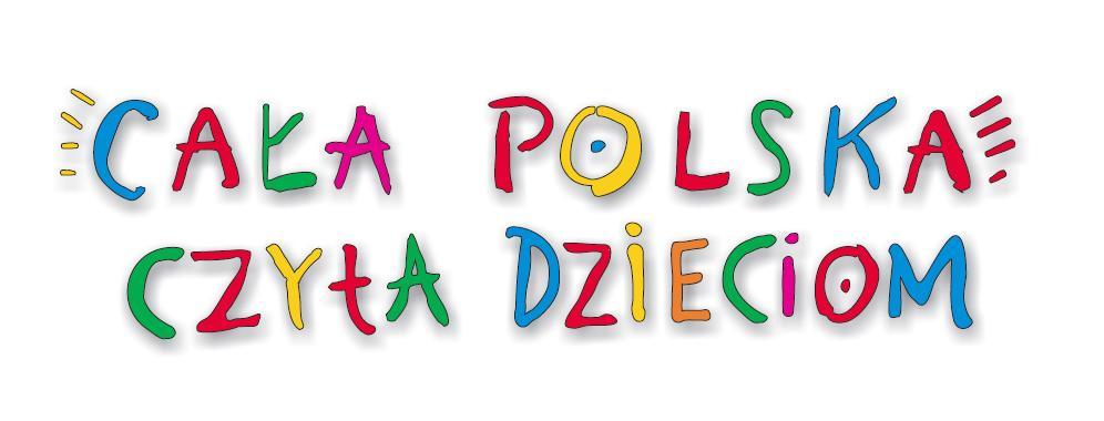 """Cała Polska czyta dzieciom Strona dla rodziców poświęcona m.in. korzyściom wynikającym z głośnego czytania dzieciom. """"Czytaj dziecku 20 minut dziennie, codziennie"""""""