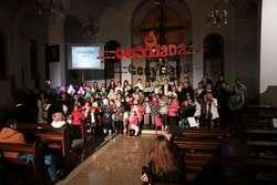 Tegoroczna Cecyliada w Ostródzie zgromadziła ok. 200 młodych wykonawców
