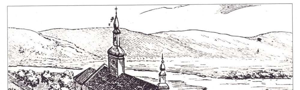 Klasztor w Łąkach Bratiańskich