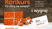 Zakupy gwiazdkowe z merlin.pl – KONKURS!