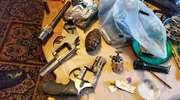 47-latek wyrabiał nielegalnie broń. W mieszkaniu miał prawdziwy arsenał