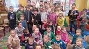 Święto Górnika w Szkole Podstawowej w Rydzewie. Ciekawe opowieści ... prawdziwego górnika