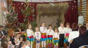 Wigilia w Szkole Podstawowej w Spytkowie