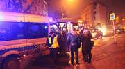Potrącenie pieszego pod komendą w Olsztynie. Kolejne w Pasymiu