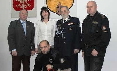 Strażacy ochotnicy z Braniewa otrzymali sprzęt
