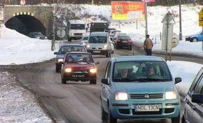 Poradnik zimowy w ruchu drogowym