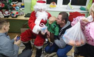Qurier Świętego Mikołaja dotarł do Janowa