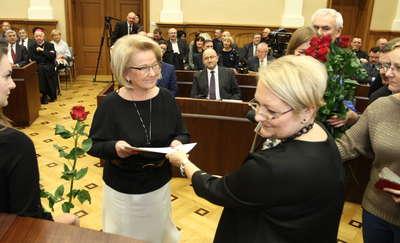 Przewodniczący w mieście, powiecie i województwie wybrani. Jest sensacja!