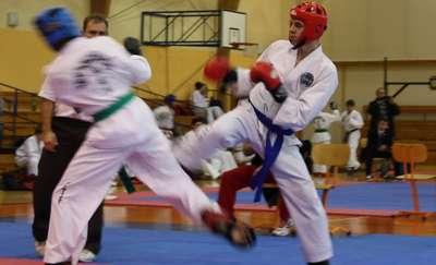 Taekwondocy z Bartoszyc znowu najlepszym klubem w powiecie...