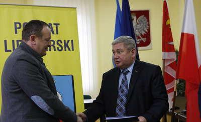 Starostwo podpisało dwie umowy dotyczące Term Warmińskich