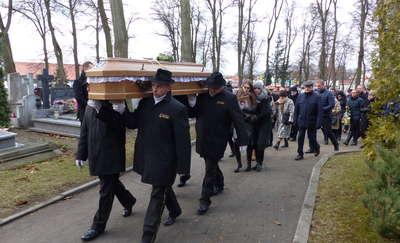 Bartoszyce pożegnały Marię Milewską