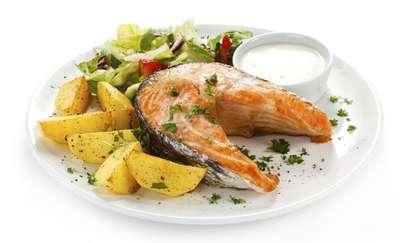 Jemy za mało ryb!