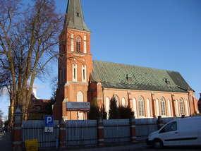 Ełk: Katedra Św. Wojciecha Biskupa i Męczennika