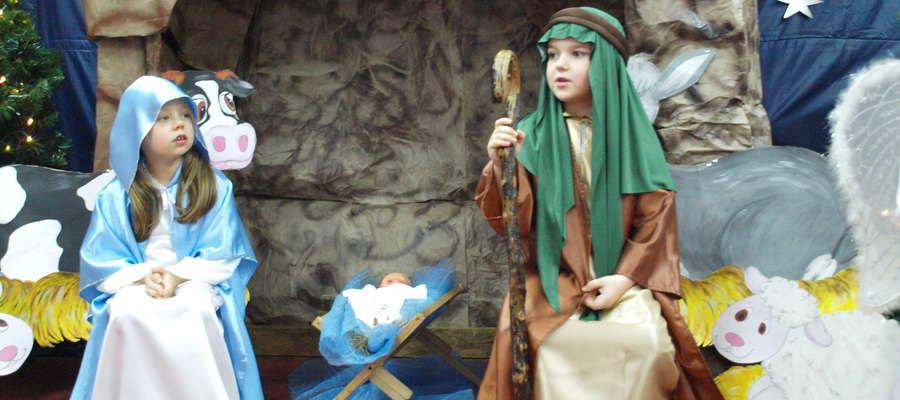 Najważniejsza była Święta rodzina: Maryja, Józef i Dzieciątko