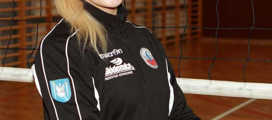 Katarzyna Jędrzejewska. Dziewczyna z Osówki, która gra w najwyższej klasie rozgrywkowej siatkówki w Polsce