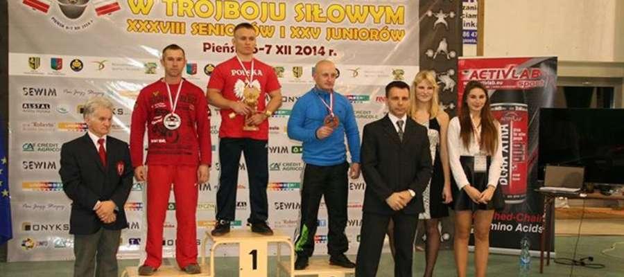 Mariusz Grotkowski obronił tytuł i pobił rekord życiowy